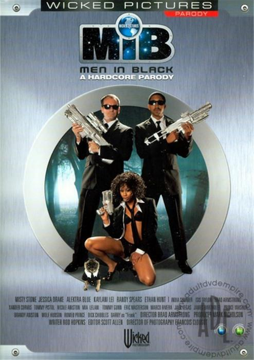 Wicked Pictures presents Men In Black: A Hardcore Parody XXX