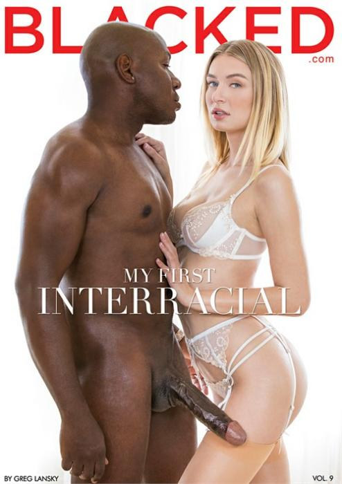 My First Interracial Vol. 9 Porn DVD by BLACKED