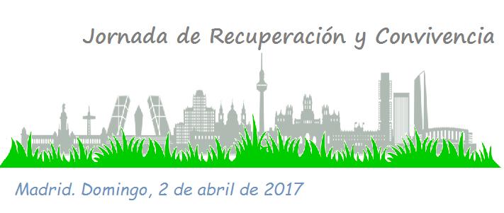 Jornada Recuperación Madrid
