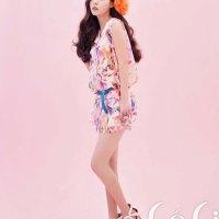 Min Hyo Rin CeCi Magazine