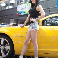 Hwang Mi Hee Chevrolet
