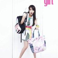 Kang Ji Young Loves Her Bags