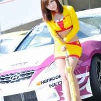 Ryu Ji Hye Korea Speed Festival R3 2011