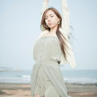 Lee Ji Min Outdoor