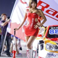 Ryu Ji Hye CJ Super Race 2012 (R4)