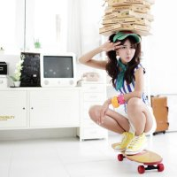 Pizza Girl Park Hyun Sun