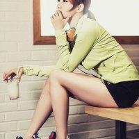 T-ara Eunjung In The Gym