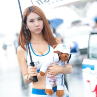 Lee Da Ryeong Super Race 2014