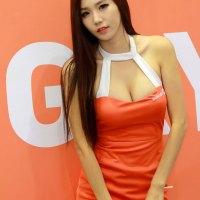 Lee Ji Min G-STAR 2014