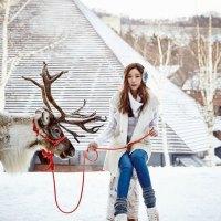 Shin Se Kyung Allure Magazine