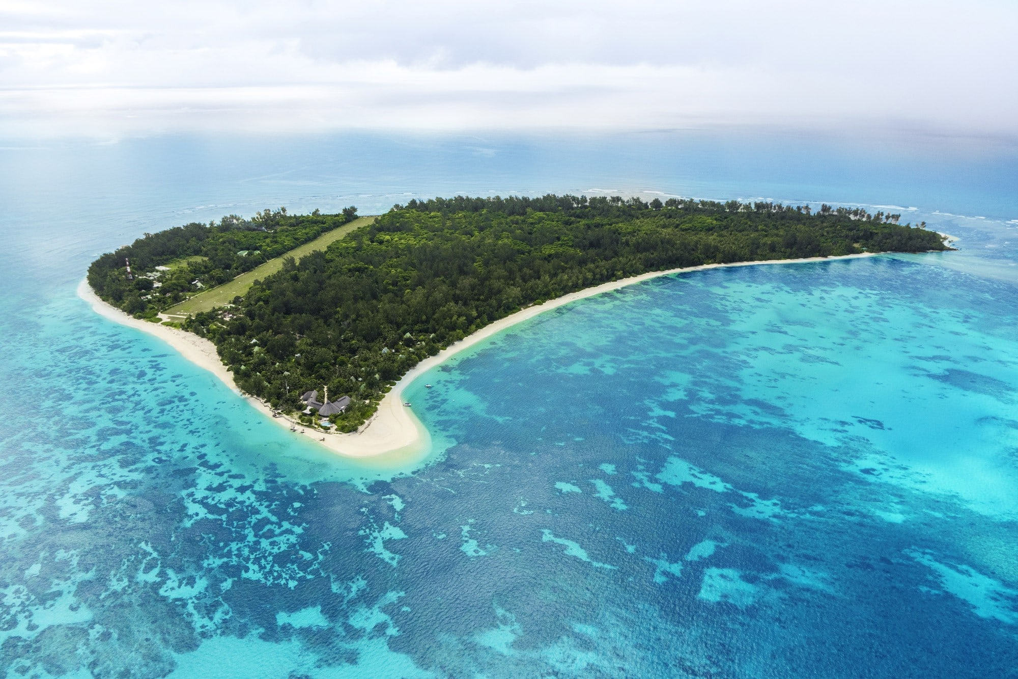 Prive Eiland Denis Private Island The Seychelles
