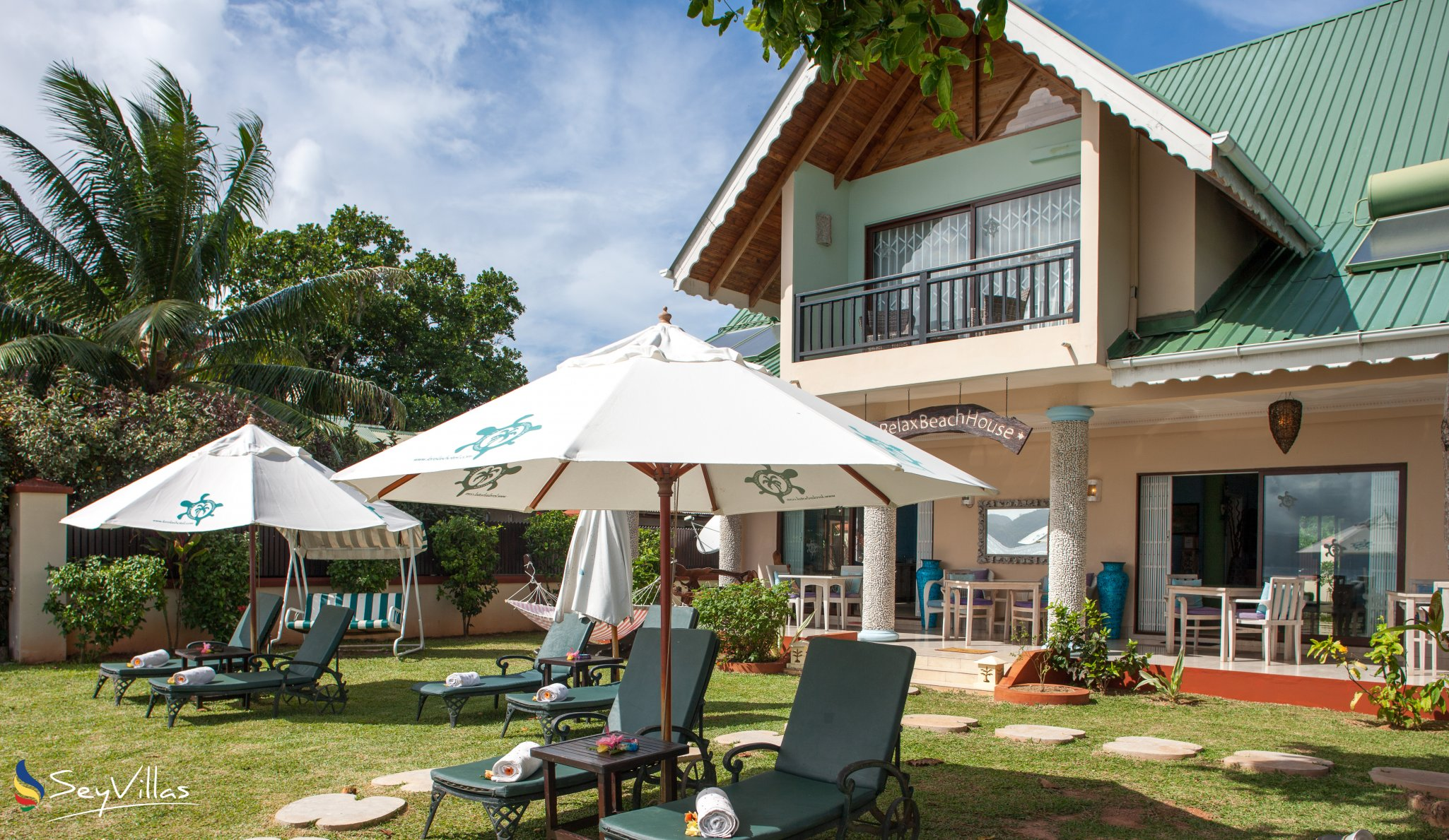 Kreolische Küche Reunion Small Hotel Quotle Relax Beach House Quot Auf La Digue