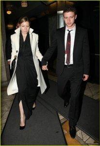jessica justin 206x300 Justin Timberlake, Jessica Biel: Getting Married?