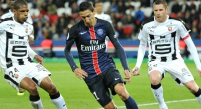 L1 (J12) : Les compos probables de PSG-Rennes - Football 365