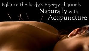 balance the body with acupuncture