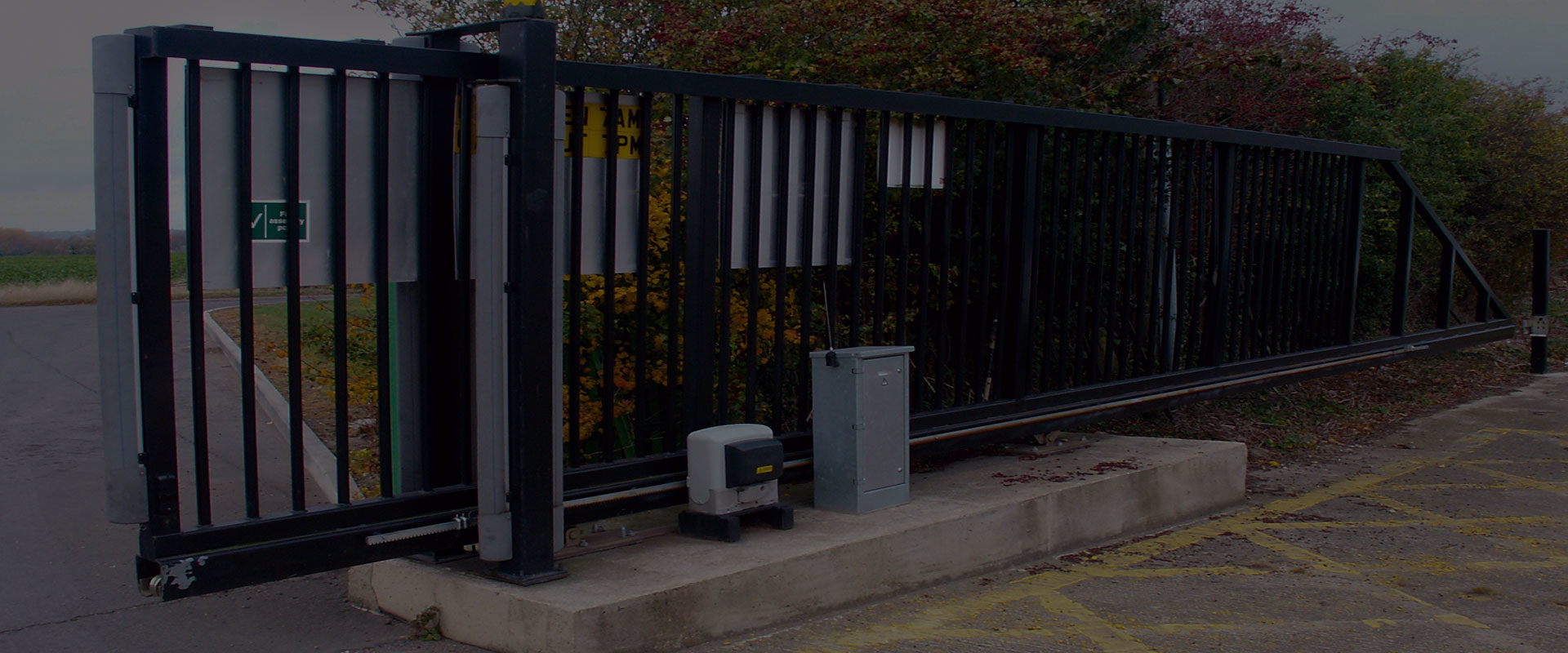 Automatic Gates Openers Residential Automatic Gate Repair Company San Jose Electric Driveway