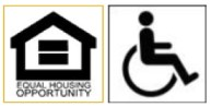 HUD &amp; handicap logos