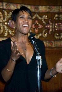 Terri Vaughn OIFF Grand Lake Theater
