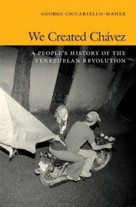 &#039;We Created Chavez&#039; cover