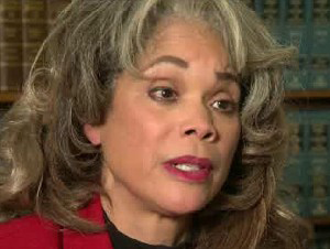 Civil rights attorney Connie Rice