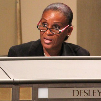 Desley Brooks, Oakland City Council by Megan Molteni