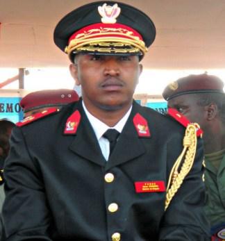 Gen. Bosco Ntaganda 063010 by  Alain Wandimoyi, AP