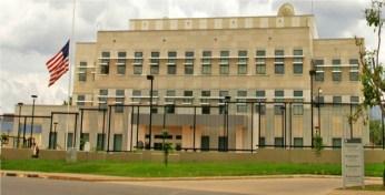 U.S. Embassy, Kigali, Rwanda