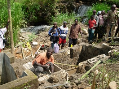 Micro hydropower Cameroon
