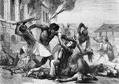 'Deslonde Revolt 1811'
