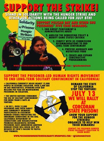 Hunger Strike 0713, web
