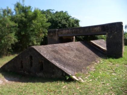 Mangapwani Slave Chamber at Chuini 0713 by Wanda