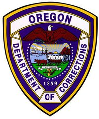 Oregon Department of Corrections logo