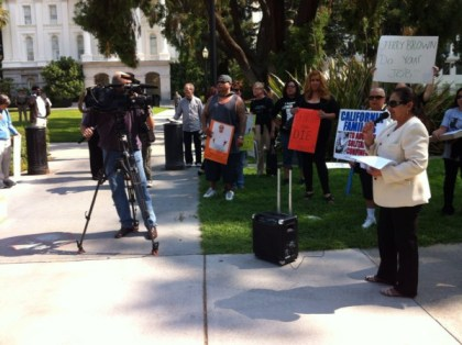 Hunger strikers, supporters vow to continue fight as mediators conclude meeting with CDCR secretary