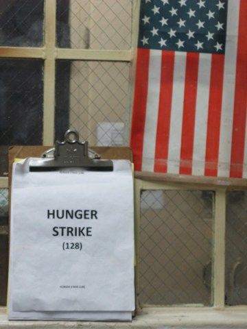 San Quentin hunger striker's kidneys shut down, as warden meets one demand