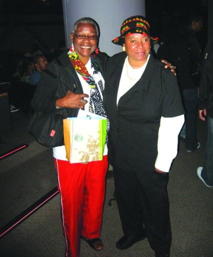 Carol Afua Yates, Genevieve Bayan at SFBFF 060708 by Wanda, web