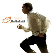 '12 Years a Slave' soundtrack album cover