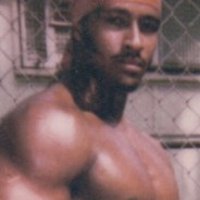Larry 'Key' Mitchell bodybuilder, cropped