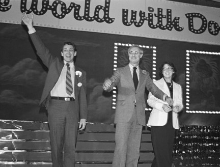 Harvey Milk, George Moscone, Carol Ruth Silver, web