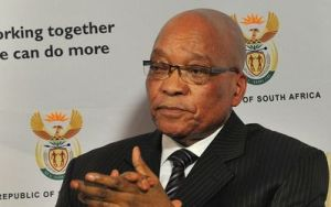 Jacob Zuma by GCIS