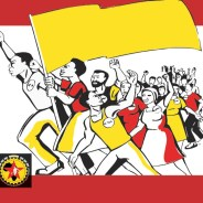 NUMSA graphic