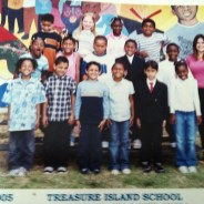 Treasure Island Elementary School class 2005-2006