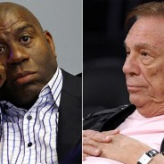"Magic Johnson has turned Donald Sterling's attack into a teachable moment, telling Anderson Cooper: ""The stigma is still there. ... It's a shame that Donald used this platform with you, instead of using this platform to come out and apologize to the world, which would have been great."" In a New York Times op-ed, Charles Blow called Sterling's comment, 'Is he (Johnson) an example for children?' particularly revolting. ""In attempting to AIDS-shame Johnson,"" Blow writes, ""Sterling further shamed himself – if that's even possible – and proved supremely disrespectful of and destructive to people living with HIV and those (like Johnson, who responded magnanimously) who are working to reach the affected and protect those at risk. In this it is clear that Johnson is a far better example for our children than Sterling."" New Yorker writer Michael Specter noted the effectiveness of Johnson's 1991 disclosure he was HIV-positive: ""Within a month of Magic Johnson's announcement, the number of people seeking HIV tests in New York City rose by 60 per cent."" – Photos: Francine Orr, LA Times, and Mark J. Terrill, AP"