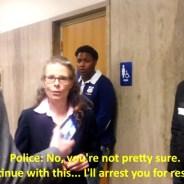 SFPD arrests SF public defender for representing client 012815