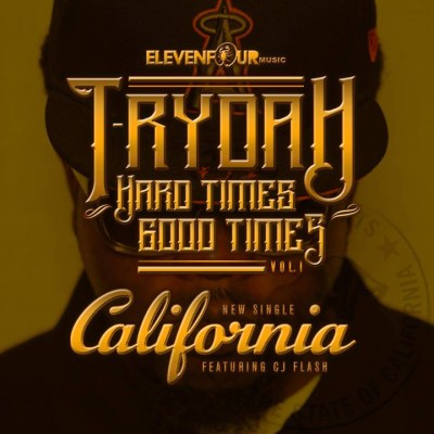 T-Rydah 'Hard Times Good Times' cover