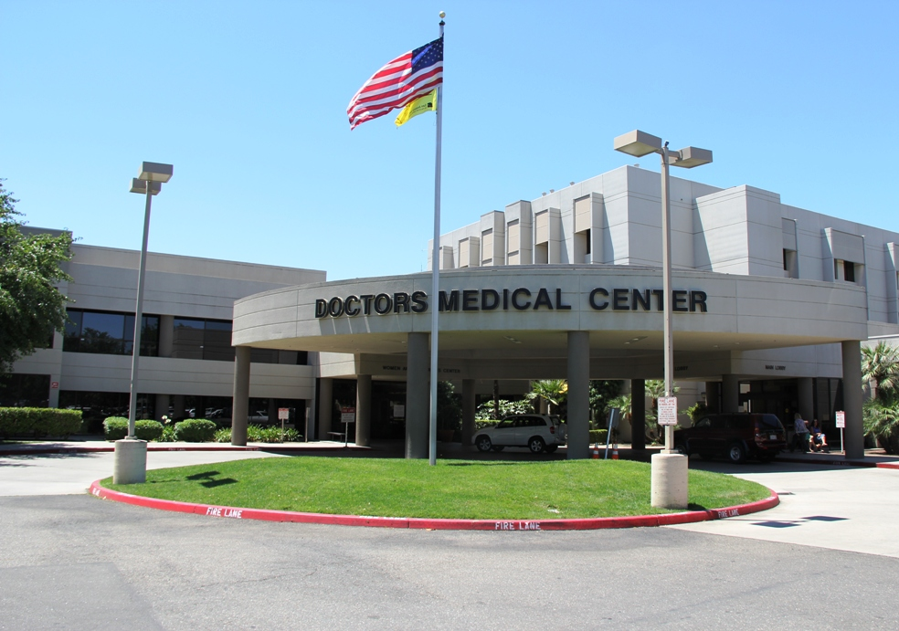 Doctors Emergency Room Modesto Ca