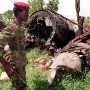 This is the plane crash that triggered the Rwandan genocide. On April 6, 1994, at 8:25 p.m., the Falcon 50 jet of the president of the Republic of Rwanda, on its return from a summit meeting in Tanzania, was shot down as it approached a landing in Kigali, Rwanda. All on board, including President Juvénal Habyarimana of Rwanda, President Cyprien Ntaryamira of Burundi, their entire entourage and flight crew, died. Current Rwandan president, Paul Kagame, has confessed to responsibility for the assassinations, according to his former ambassador to the U.S., Theogene Rudasingwa.