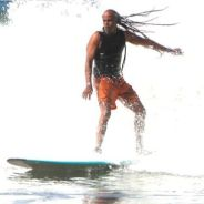 Dedon loved surfing. He was a charter member of the Black Surfers Collective and past president of the Black Surfers Association.