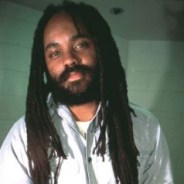 Mumia Abu Jamal c. 120711, when death penalty dropped, by Lisa Terry, Liaison Agency, cropped