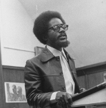 Dr. Walter Rodney lectures, cropped