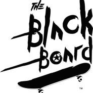 'The BlackBoard' logo